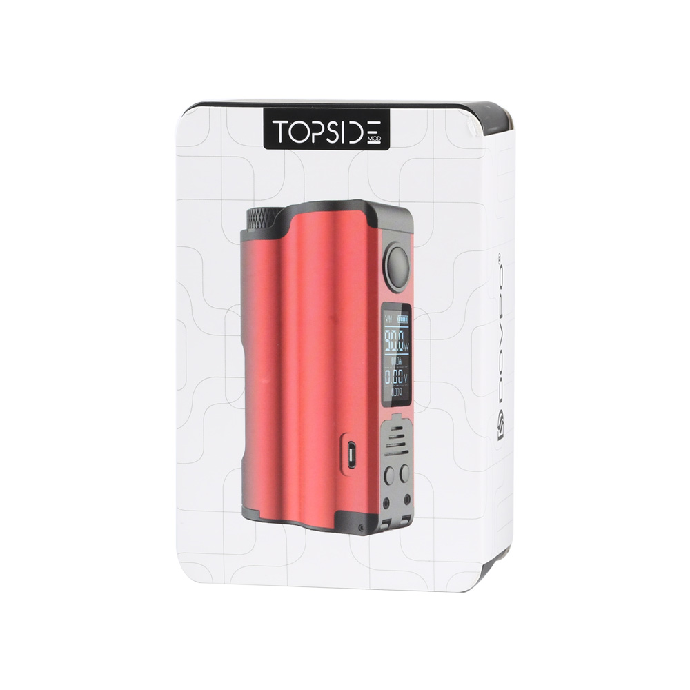 DOVPO Topside 90W Top Fill TC Squonk MOD - Legion Of Vapers